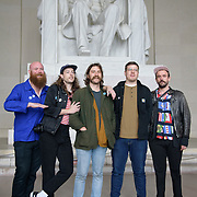 IDLES at the National Portrait Gallery in Washington, D.C.