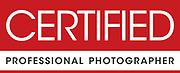 certified photographer