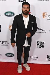 September 15, 2018 - Beverly Hills, California, USA - ADRIAN DEV attends the 2018 BAFTA Los Angeles + BBC America TV Tea Party at the Beverly Hilton in Beverly Hills. (Credit Image: © Billy Bennight/ZUMA Wire)