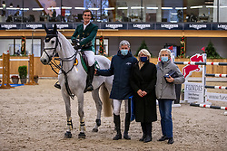 Philippaerts Olivier, BEL, H&M Legend Of Love<br /> Riesenbeck International 2020,<br /> © Hippo Foto - Stefan Lafrentz<br /> 04/12/2020