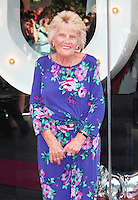 Patricia 'Nanny Pat' Brooker, Jessica Wright - Pop-Up Store Launch, Westfield Stratford City, London UK, 15 August 2013, (Photo by Brett D. Cove)