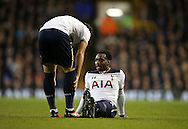 Tottenham's Danny Rose goes off injured during the Premier League match at White Hart Lane Stadium, London. Picture date December 18th, 2016 Pic David Klein/Sportimage