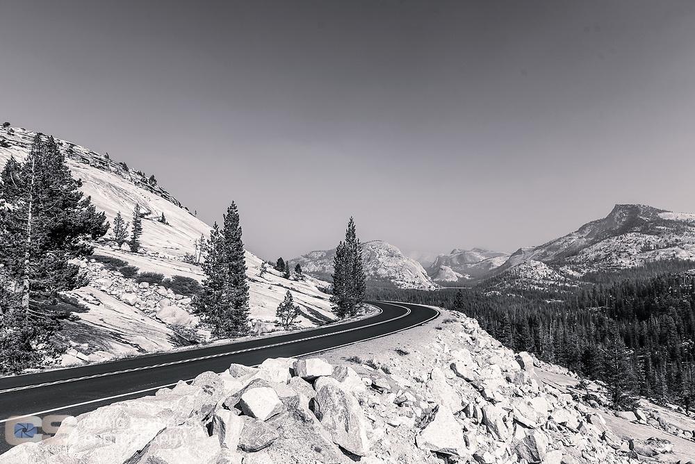 Yosemite photo trip November 2020. Olmsted Point