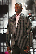 """Derek Luke at BET's 5th Annual Rip the Runway hosted by Joy Bryant and Derek Luke held at Hammerstein Ballroom on February 21, 2009 in New York City. ..RIP THE RUNWAY showcases the latest trends in fashion, hip accessories, music and the hottest models on the runway. Returning for its fifth season, BET partners with the leading urban designers including Akoo, Protege', Korto Momolu (from Bravo's """"Project Runway""""), and Johnny Vincent Swimwear to bring viewers an exclusive front row seat to the finest fashion show in town."""