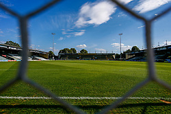 A general view of Huish Park  - Ryan Hiscott/JMP - 10/07/2018 - FOOTBALL - Huish Park - Yeovil, England - Yeovil Town v Swansea City, Pre Season Friendly