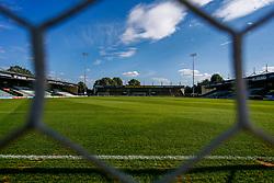A general view of Huish Park  - Ryan Hiscott/JMP - 10/07/2018 - FOOTBALL - Huish Park - Yeovil, England - Yeovil Town v Swansea City, Pre Season Friendly