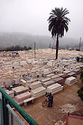 Morocco, Fes, Jewish Cemetery