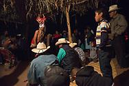 Vicam, Sonora. Mexico: danza del Venado