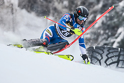 Alexander Khoroshilov (RUS) during 1st run of Men's Slalom race of FIS Alpine Ski World Cup 57th Vitranc Cup 2018, on March 4, 2018 in Kranjska Gora, Slovenia. Photo by Ziga Zupan / Sportida