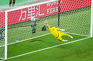 Goalkeeper Yann Sommer of Switzerland can't save the goal of Irfan Can Kahveci of Turkey during the UEFA Euro 2020, Group A football match between Switzerland and Turkey on June 20, 2021 at Baku Olympic Stadium in Baku, Azerbaijan - Photo Orange Pictures / ProSportsImages / DPPI