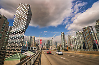 Vancouver House & Granville Bridge