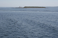 lighthouse at Inis Mor Aran Islands County Galway Ireland