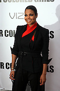 25 October 2010- New York, NY- Janet Jackson at Tyler Perry's World Premiere of the Film 'For Colored Girls ' an Adaptation of Ntozake Shange's play ' For Colored Girls Who Have Considered Suicide When the Rainbow Is Enuf.' held at the Zeigfeld Theater on October 25, 2010 in New York City.