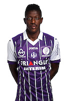 Ibrahim Sangare of Toulouse during the photo shooting session of Toulouse FC for the new season 2016/2017 in Toulouse on September 16th 2016<br /> Photo : TFC / Icon Sport