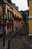 The colonial Portuguese influence can be found all over Macau, making for a charming but striking contrast to traditional Asian culture and modern-day casinos.