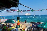 Mango Deck, Medano Beach, Cabo San Lucas, Baja, Mexico