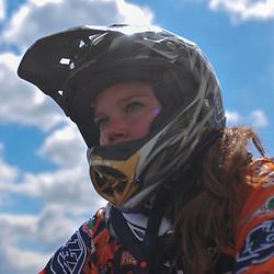 Sportfoto archief 2012<br /> UCI BMX Supercross Papendal Merle van Benthem