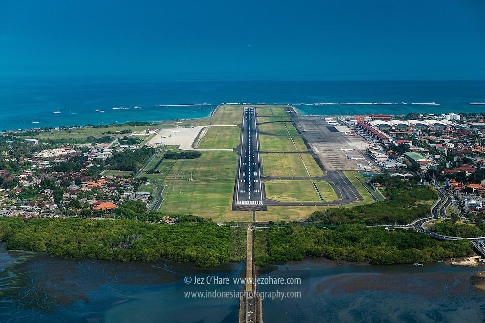 Ngurah Rai International Airport, Denpasar, Bali, Indonesia