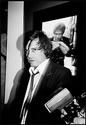 DAVID BAILEY at a Patrick Lichfield private view. Ritz. October 1981.  SUPPLIED FOR ONE-TIME USE ONLY> DO NOT ARCHIVE. © Copyright Photograph by Dafydd Jones 248 Clapham Rd.  London SW90PZ Tel 020 7820 0771 www.dafjones.com