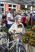 Columbia Road Flower Market, held every Sunday