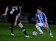 Brighton & Hove Albion v Tranmere 120208