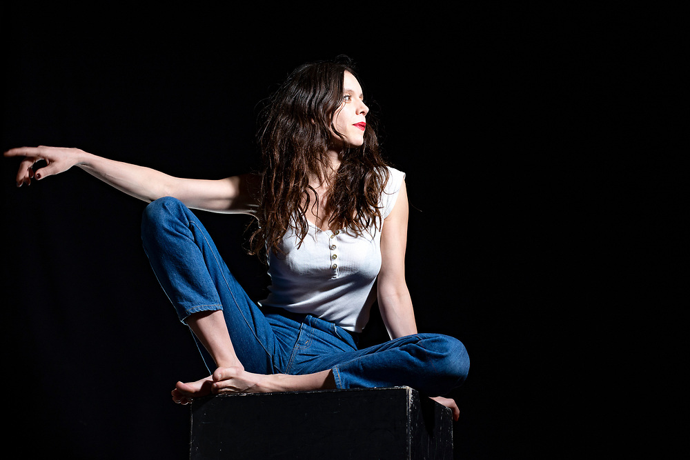 Aka Kría Brekkan. Vocalist and multi-instrumentalist. Former frontwoman of múm