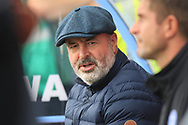 Keith Hill during the EFL Sky Bet League 1 match between Scunthorpe United and Rochdale at Glanford Park, Scunthorpe, England on 8 September 2018.