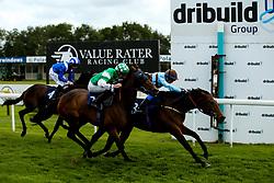 Hope is High ridden by Megan Nicholls trained by John Berry wins the Doubletree By Hilton EBF Fillies' Handicap Stakes (Class 4) - Mandatory by-line: Robbie Stephenson/JMP - 04/09/2019 - PR - Bath Racecourse - Bath, England - Bath Races