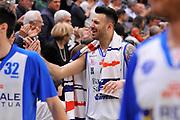 Brian Sacchetti<br /> Banco di Sardegna Dinamo Sassari - Betaland Capo D'Orlando<br /> LegaBasket Serie A LBA Poste Mobile 2016/2017<br /> Sassari 15/04/2017<br /> Foto Ciamillo-Castoria