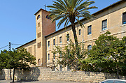 St Charles Hospice in the German Colony (Emek Refaim) in Jerusalem, Israel This neighborhood was established in the second half of the 19th century by members of the German Temple Society.
