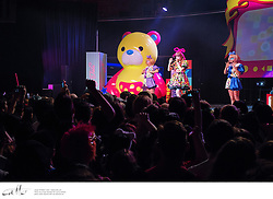 Kyary Pamyu Pamyu performs at the University of New South Wales Roundhouse, on Sunday 23 March 2014.