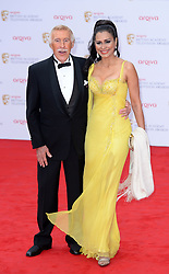 """File photo dated 12/05/2013 of Bruce Forsyth and wife Winnie, comedian Jimmy Tarbuck has credited him with """"changing his life"""" as he paid tribute to the TV veteran following his death aged 89."""