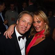 Verkiezing Miss Nederland 2003, Ger Lammens en Nathalie Smits