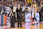DESCRIZIONE : Venezia Lega A 2015-16 Umana Reyer Venezia - Obiettivo Lavoro Bologna<br /> GIOCATORE : Giorgio Valli Arbitro Referee<br /> CATEGORIA : Ritratto Delusione<br /> SQUADRA : Umana Reyer Venezia - Obiettivo Lavoro Bologna<br /> EVENTO : Campionato Lega A 2015-2016 <br /> GARA : Umana Reyer Venezia - Obiettivo Lavoro Bologna<br /> DATA : 17/01/2016<br /> SPORT : Pallacanestro <br /> AUTORE : Agenzia Ciamillo-Castoria/M.Gregolin<br /> Galleria : Lega Basket A 2015-2016  <br /> Fotonotizia :  Venezia Lega A 2015-16 Umana Reyer Venezia - Obiettivo Lavoro Bologna