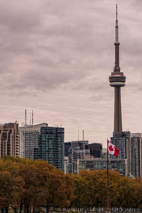 Coronation Park & CN Tower