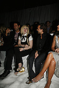 Kelly Osbourne, Julian Macdonald DENIS SIMACHEV SHOWCASES AUTUMN/WINTER 06 MENSWEAR & WOMENSWEAR COLLECTIONS<br />