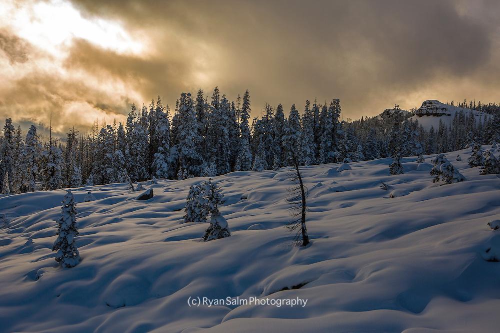 Andesite Peak - Sierra Nevada - Lake Tahoe