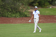 Rafa Cabrera Bello (ESP) on the 10th fairway during the 3rd round of the DP World Tour Championship, Jumeirah Golf Estates, Dubai, United Arab Emirates. 17/11/2018<br /> Picture: Golffile | Fran Caffrey<br /> <br /> <br /> All photo usage must carry mandatory copyright credit (© Golffile | Fran Caffrey)