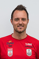 Download von www.picturedesk.com am 16.08.2019 (13:58). <br /> PASCHING, AUSTRIA - JULY 16: Team manager Georg Hochedlinger of LASK during the team photo shooting - LASK at TGW Arena on July 16, 2019 in Pasching, Austria.190716_SEPA_19_066 - 20190716_PD12429