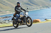 BMW Motorrad RnineT Scrambler Launch