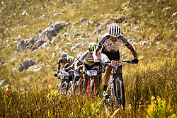 Christoph Sauser of Investec Songo Specialized during stage 1 of the 2017 Absa Cape Epic Mountain Bike stage race held from Hermanus High School in Hermanus, South Africa on the 20th March 2017<br /> <br /> Photo by Nick Muzik/Cape Epic/SPORTZPICS<br /> <br /> PLEASE ENSURE THE APPROPRIATE CREDIT IS GIVEN TO THE PHOTOGRAPHER AND SPORTZPICS ALONG WITH THE ABSA CAPE EPIC<br /> <br /> ace2016