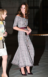 The Duchess of Cambridge during the V&A Photography Centre Opening at the Victoria and Albert Museum in London on October 10, 2018. Photo credit should read: Doug Peters/EMPICS
