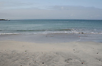 Beach on the Aran Islands County Galway Ireland