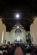 The Irish Choir Perth performing inside St Mathews Church, Guildford, as part of the 2018 Guildford Songfest. I look forward to seeing this beautiful choir again--but they must lift their game: they only made me cry twice this time around . . .