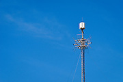 Television broadcast antenna on communications tower in Cooktown, Queensland <br />