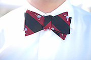 A collection of Bow Ties at the Carolina Cup Steeplechase races.