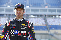 July 13, 2018 - Sparta, Kentucky, United States of America - Kasey Kahne (95) hangs out on pit road before qualifying for the Quaker State 400 at Kentucky Speedway in Sparta, Kentucky. (Credit Image: © Chris Owens Asp Inc/ASP via ZUMA Wire)