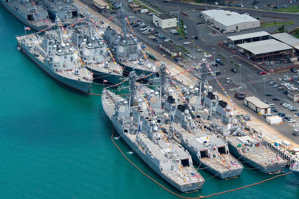Pearl Harbor July 4, 2018