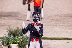 Dujardin Charlotte, GBR<br /> Olympic Games Tokyo 2021<br /> © Hippo Foto - Dirk Caremans<br /> 28/07/2021