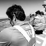 © Maria Muina I MAPFRE. Practice Race in The Hague. Regata de entrenamiento en La Haya.